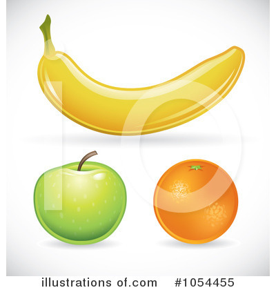 Granny Smith Apples Clipart #1054455 by TA Images