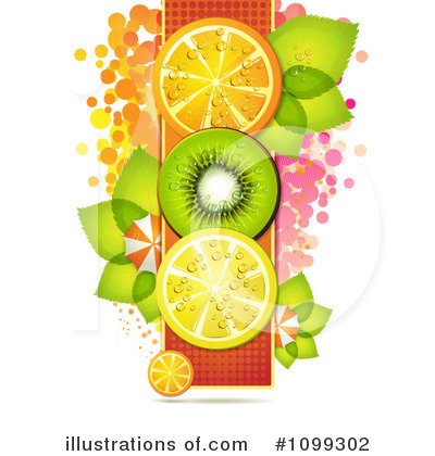 Fruit Clipart #1099302 by merlinul