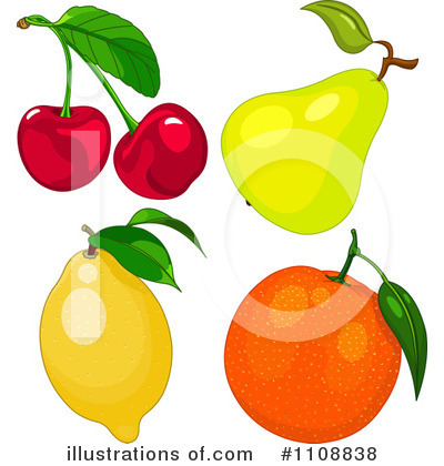 Pear Clipart #1108838 by Pushkin