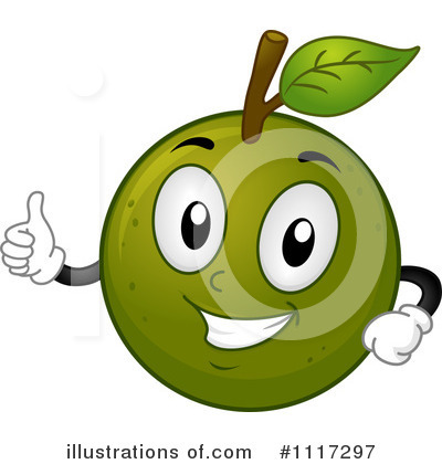 Lime Clipart #1117297 by BNP Design Studio