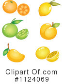 Fruit Clipart #1124069 by Graphics RF