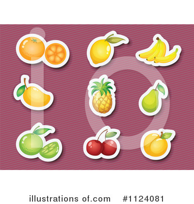 Cherry Clipart #1124081 by Graphics RF