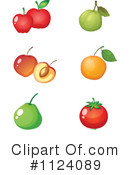 Fruit Clipart #1124089 by Graphics RF