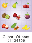 Fruit Clipart #1134806 by Graphics RF