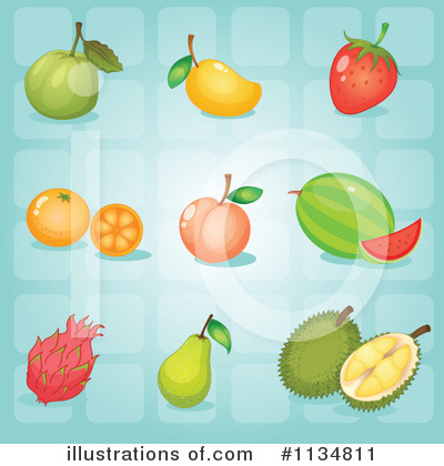 Strawberry Clipart #1134811 by Graphics RF