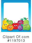 Fruit Clipart #1197013 by visekart