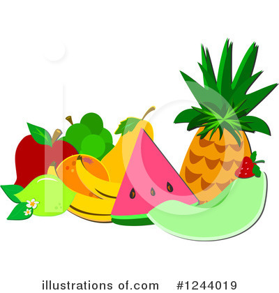 Food Clipart #1244019 by bpearth