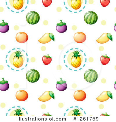 Strawberry Clipart #1261759 by Graphics RF