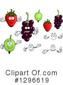 Fruit Clipart #1296619 by Vector Tradition SM