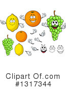 Fruit Clipart #1317344 by Vector Tradition SM