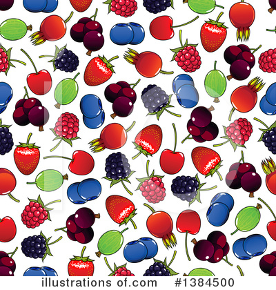 Cherry Clipart #1384500 by Vector Tradition SM