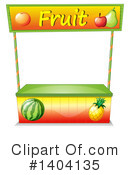 Fruit Clipart #1404135 by Graphics RF