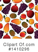 Fruit Clipart #1410296 by Vector Tradition SM