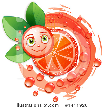 Fruit Clipart #1411920 by merlinul