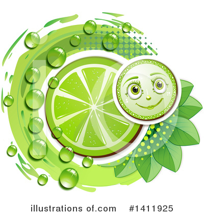 Royalty-Free (RF) Fruit Clipart Illustration by merlinul - Stock Sample #1411925