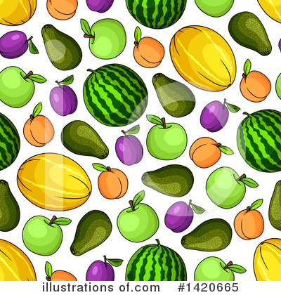 Apple Clipart #1420665 by Vector Tradition SM