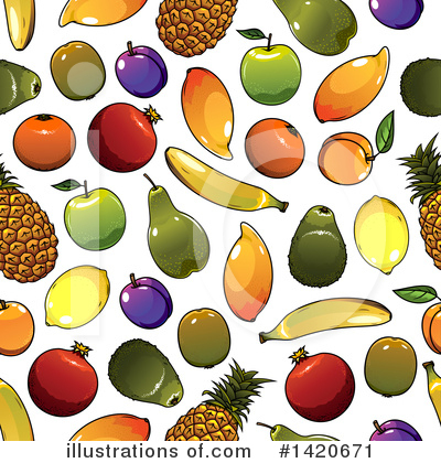 Apple Clipart #1420671 by Vector Tradition SM