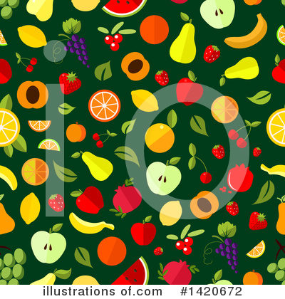Apple Clipart #1420672 by Vector Tradition SM
