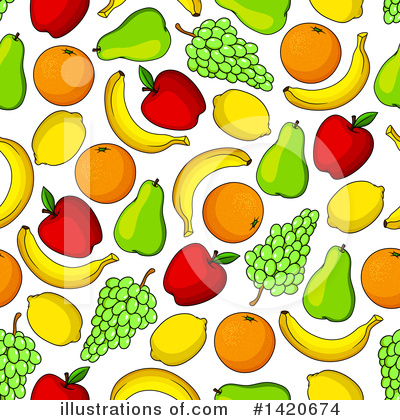 Apple Clipart #1420674 by Vector Tradition SM