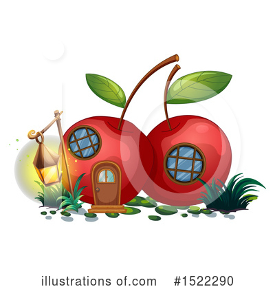 Cherry Clipart #1522290 by Graphics RF