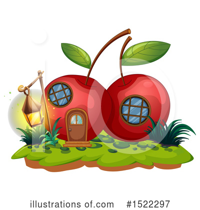 Cherry Clipart #1522297 by Graphics RF