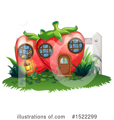 Strawberry Clipart #1522299 by Graphics RF