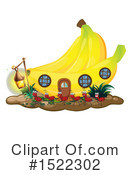 Royalty-Free (RF) Fruit Clipart Illustration #1522302