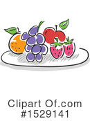 Fruit Clipart #1529141 by BNP Design Studio