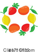 Fruit Clipart #1716189 by elena