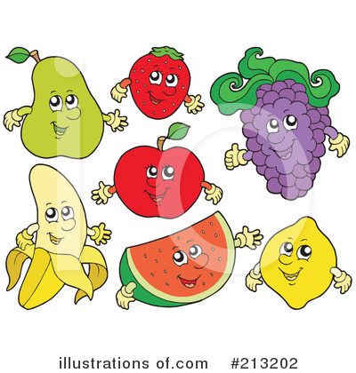 Fruit Clipart #213202 by visekart