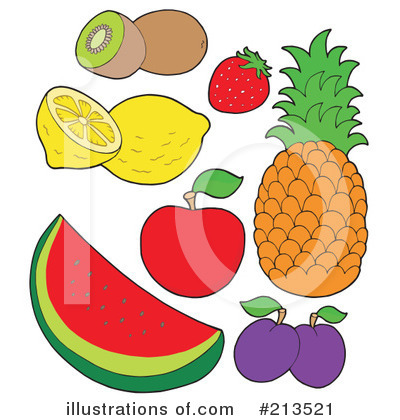Strawberry Clipart #213521 by visekart