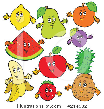 Strawberry Clipart #214532 by visekart