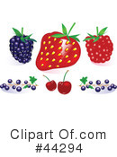 Fruit Clipart #44294 by toonster