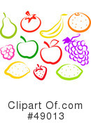 Fruit Clipart #49013