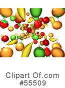 Fruit Clipart #55509 by Julos