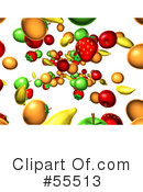 Fruit Clipart #55513 by Julos