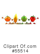 Fruit Clipart #55514 by Julos