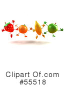 Fruit Clipart #55518 by Julos