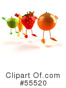 Fruit Clipart #55520 by Julos