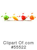 Fruit Clipart #55522 by Julos