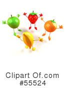 Fruit Clipart #55524 by Julos