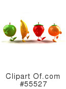 Fruit Clipart #55527 by Julos
