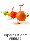 Fruit Clipart #55529 by Julos