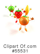 Fruit Clipart #55531 by Julos