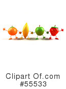Fruit Clipart #55533 by Julos