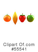 Fruit Clipart #55541 by Julos