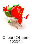 Fruit Clipart #55544 by Julos