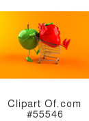Fruit Clipart #55546 by Julos