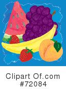 Fruit Clipart #72084 by inkgraphics