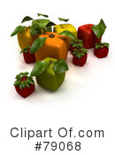 Fruit Clipart #79068 by Frank Boston